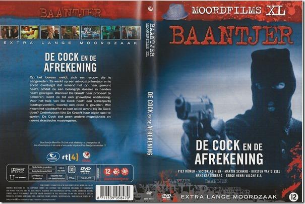 Baantjer - De Cock en de Afrekening