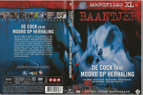 Baantjer - De Cock en de Moord Op Herhaling