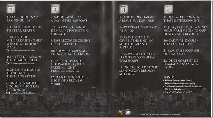 Gotham S4 - Inlay
