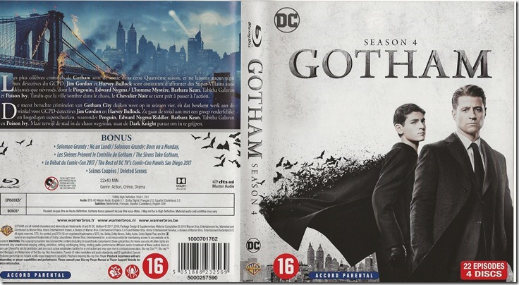 Gotham S4