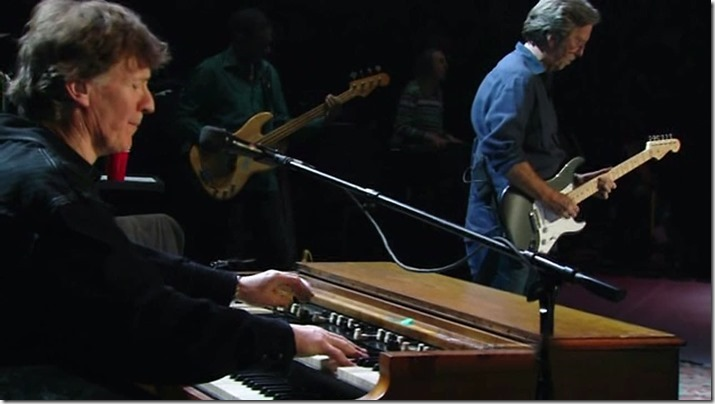 Eric Clapton and Steve Winwood - Live from Madison Square Garden (2)