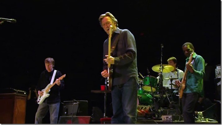 Eric Clapton and Steve Winwood - Live from Madison Square Garden (4)