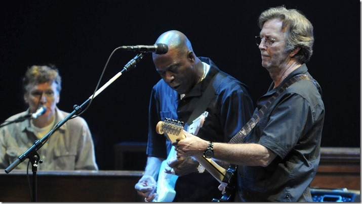 Eric Clapton and Steve Winwood - Live from Madison Square Garden (5)