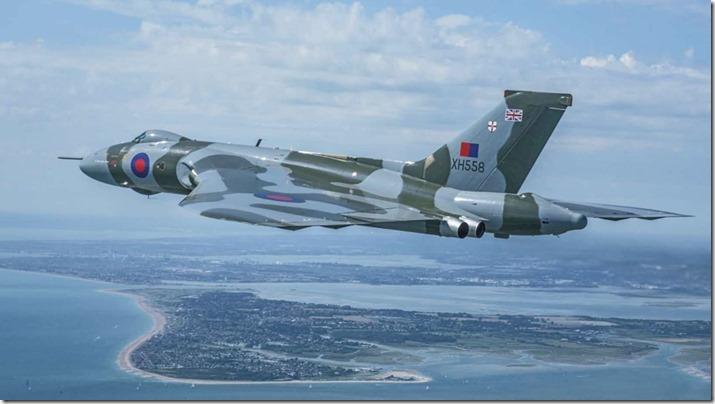 Guy Martin - The Last Flight of the Vulcan Bomber (1)