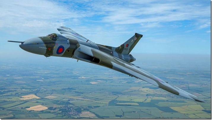 Guy Martin - The Last Flight of the Vulcan Bomber (2)