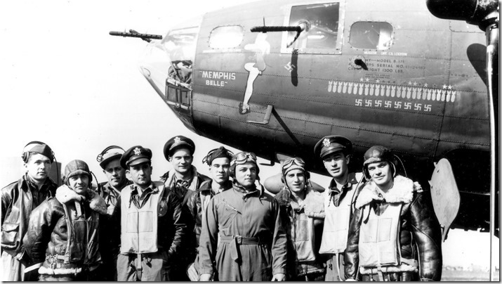 Memphis Belle - A Story of a Flying Fortress