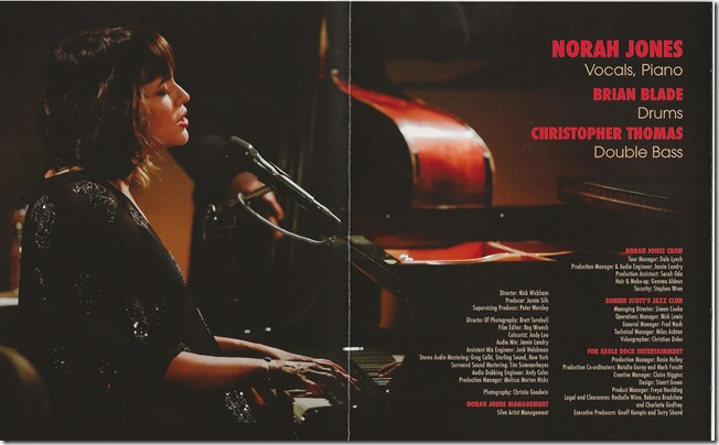 Norah Jones - Live At Ronnie Scott's - B2