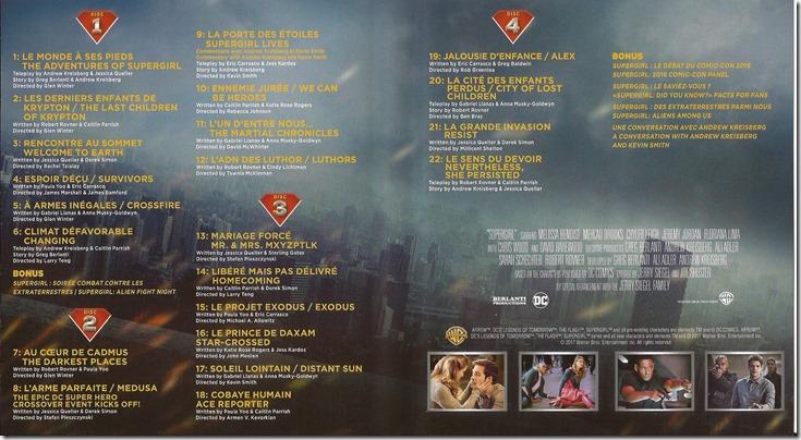 Supergirl - S2 - Inlay