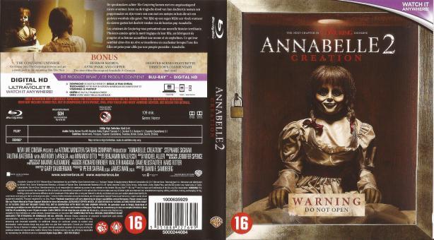 Annabelle 2 - Creation