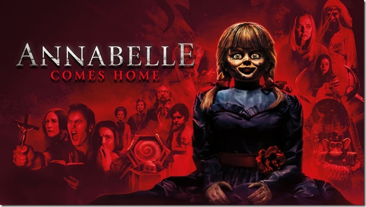 Annabelle Comes Home (1)
