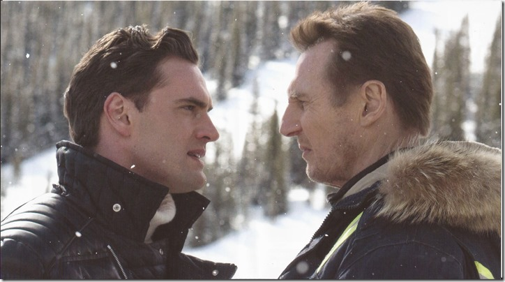 Cold Pursuit - Inlay