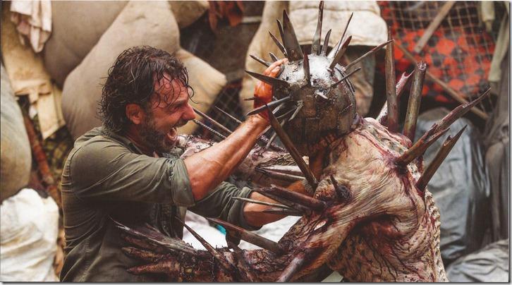 Walking Dead - Seizoen 7 - Inlay