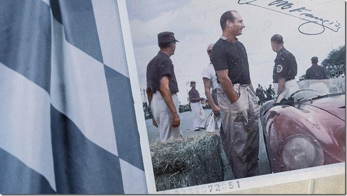Fangio, el hombre que domaba las máquinas (2)