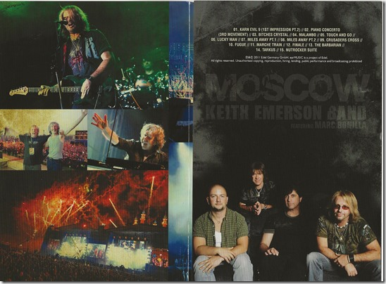 Keith Emerson Band - Moscow - B02