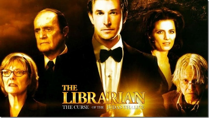 Librarian - The Curse of the Judas Chalice (1)