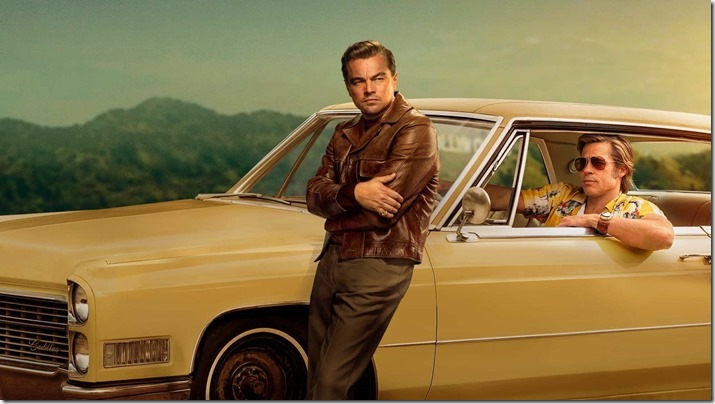 Once Upon A Time In... Hollywood (2)