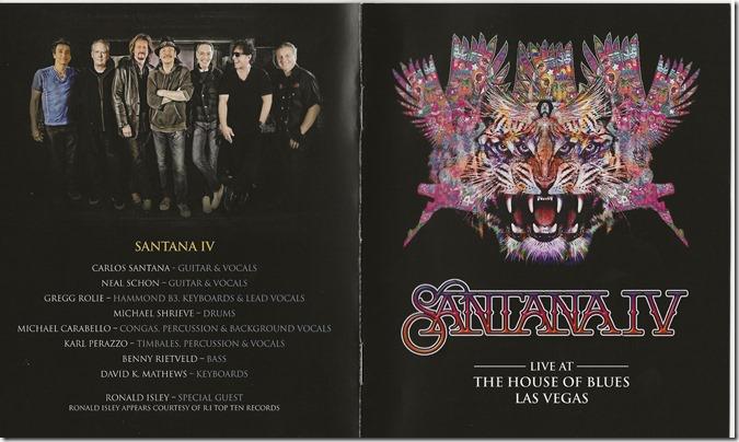 Santana - Santana IV - B01