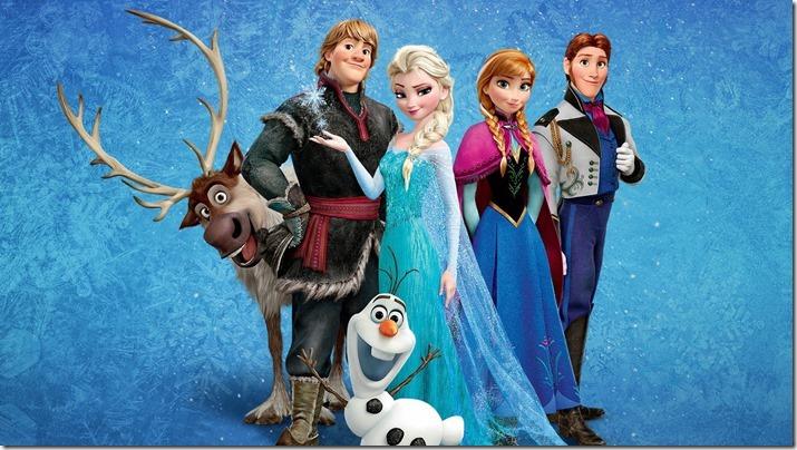 Frozen - Animatie (1)