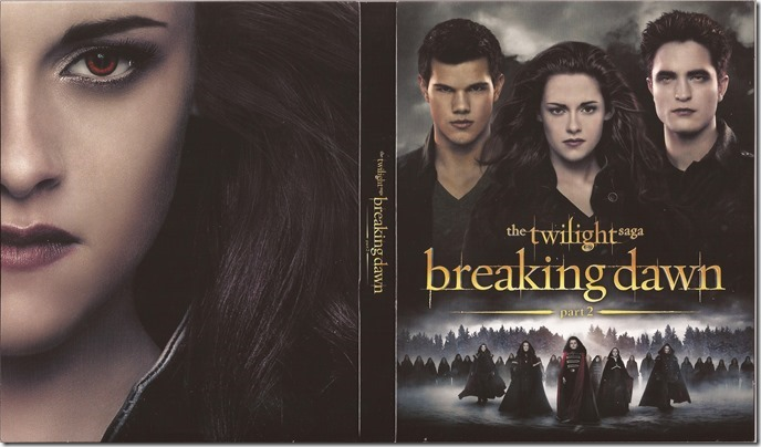 Twilight Saga - Breaking Dawn Part 2